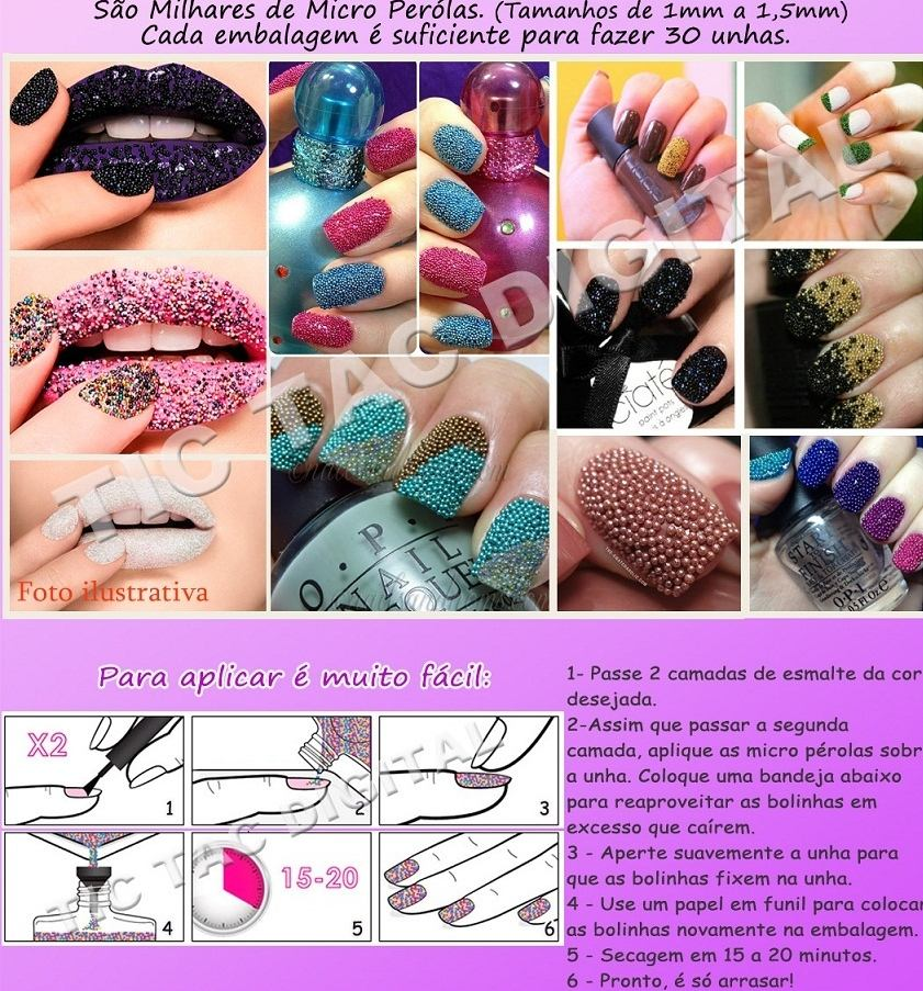 Caviar                                . Unha-caviar-kit-7-cores-de-micro-esferas-para-decoracao-e-3d_MLB-F-2960263430_072012