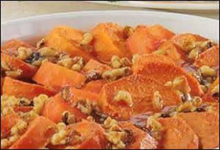 طريقة عمل مكعبات البرتقال بالكاشو