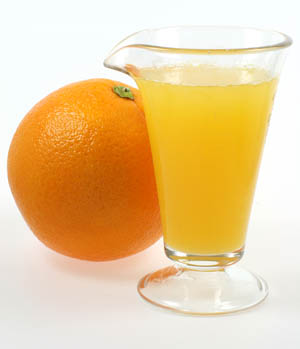 from Thatcher orange juice is gay