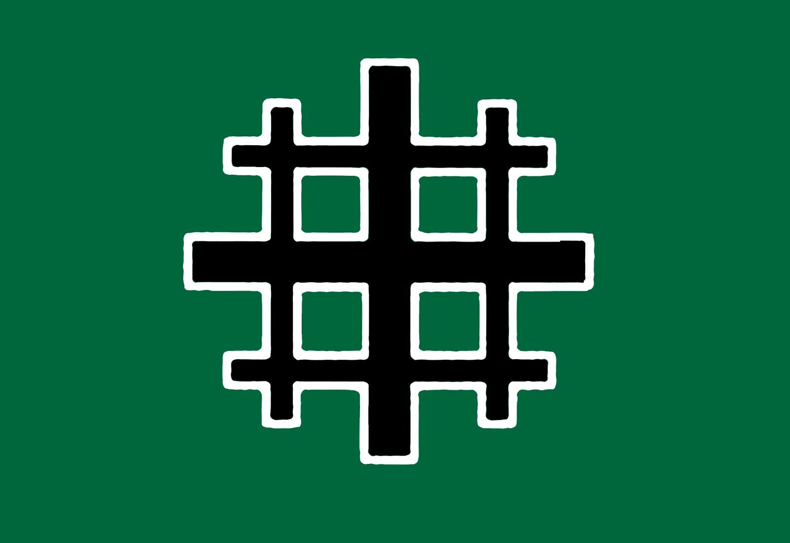 bandera de Nueva Derecha