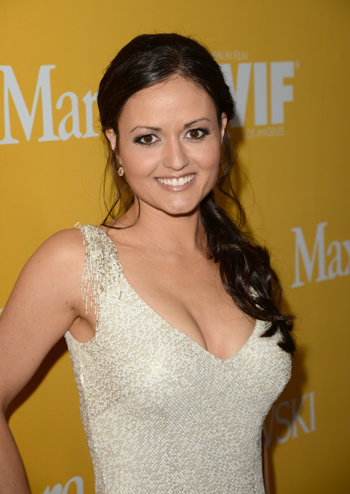 Rather Danica mckellar as winnie cooper with you