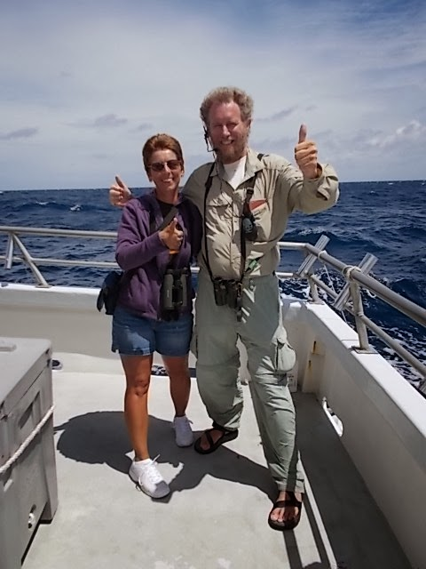 Thumbs Up With Steve Howell on NC Pelagic