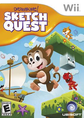 Drawsome! Sketch Quest PSP
