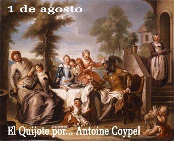 El francés Antoine Coypel