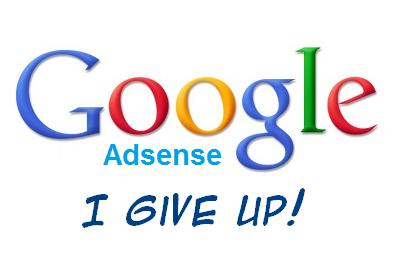 Tips GoogleAdsense Yang DITOLAK