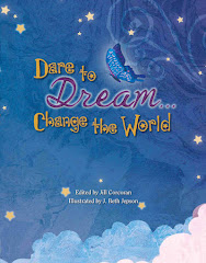 Dare to Dream...Change the World edited by Jill Corcoran