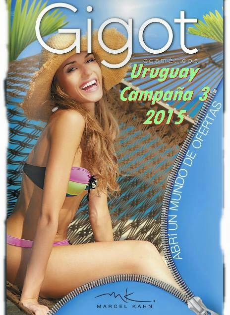 Uruguay: Gigot Campaña 3 2015