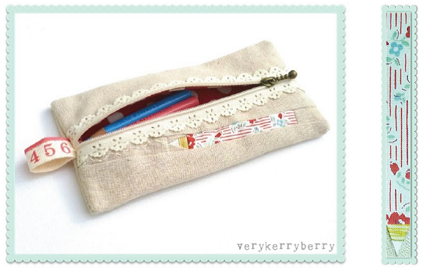 How can you make cute pencil cases?