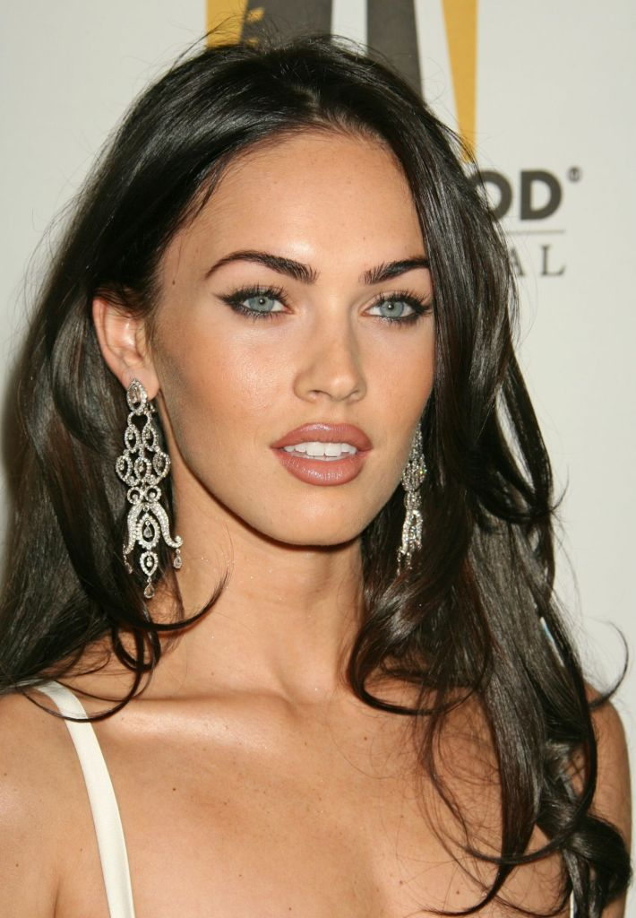 megan fox hairstyle