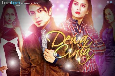 Drama Dewa Cinta,TV3