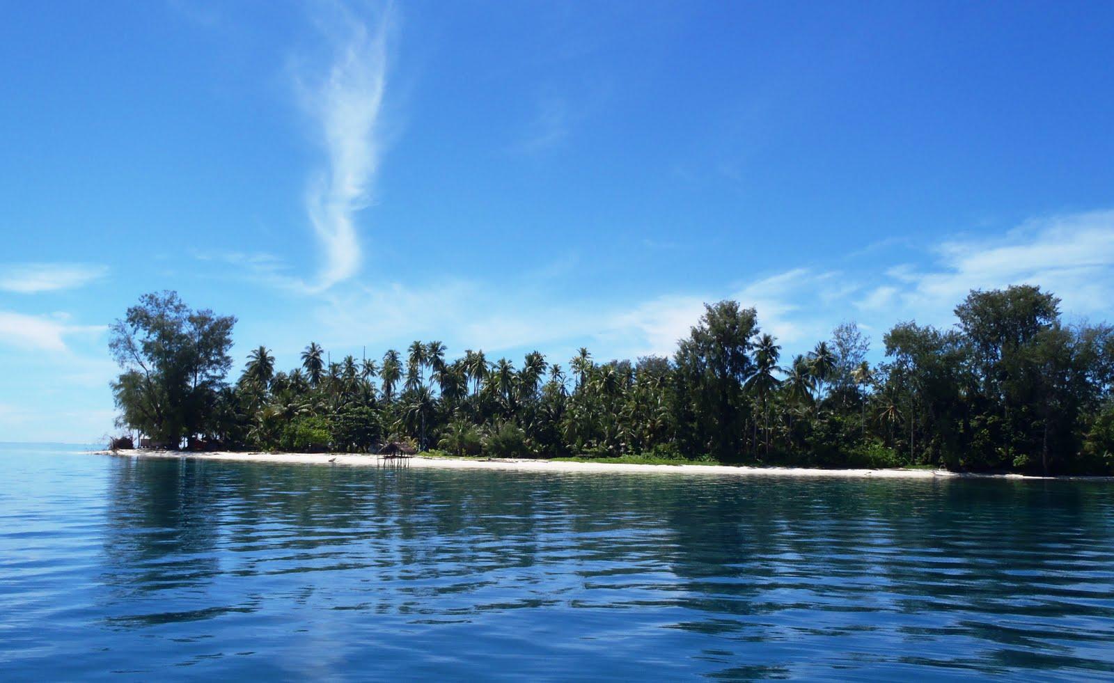 hal yg aneh: Kepulauan Padaido