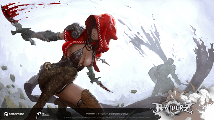 Sexy Artwork de Raider Z