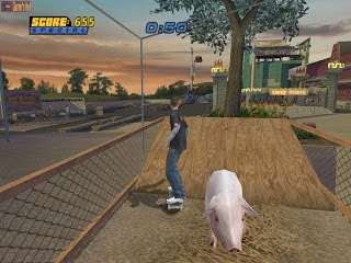 Tony Hawk Pro Skater 4 PS1