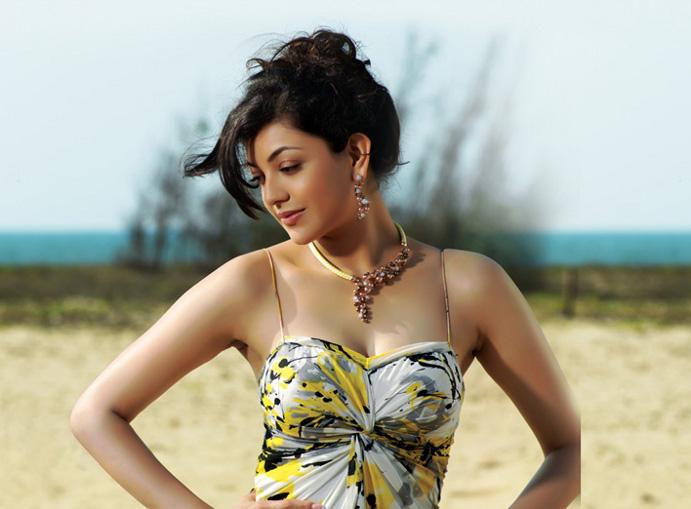 sexy hot kajal agarwal