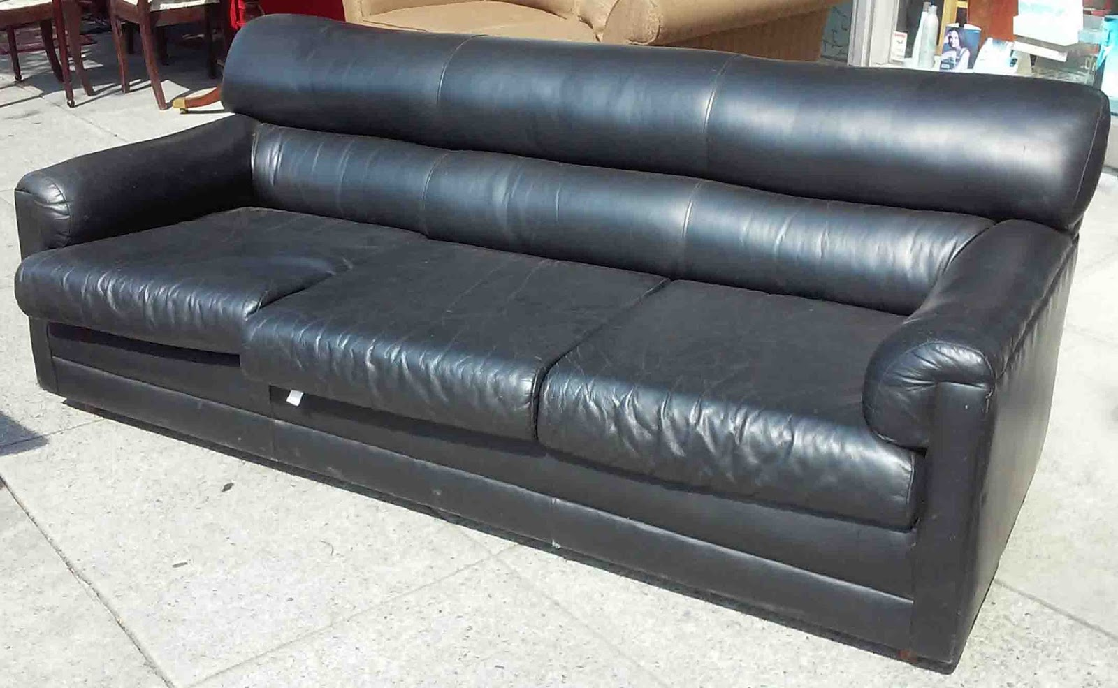 Uhuru furniture collectibles sold reduced leather for Reduced furniture