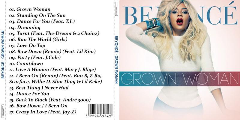 Beyonce grown woman single download