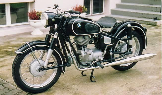 BMW R26 1956~1960
