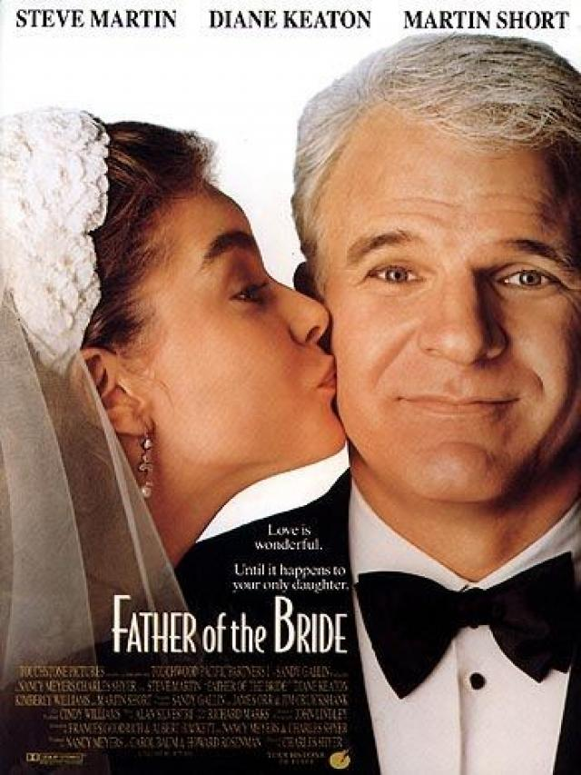 an overview of the movie father of the bride directed by charles shyer