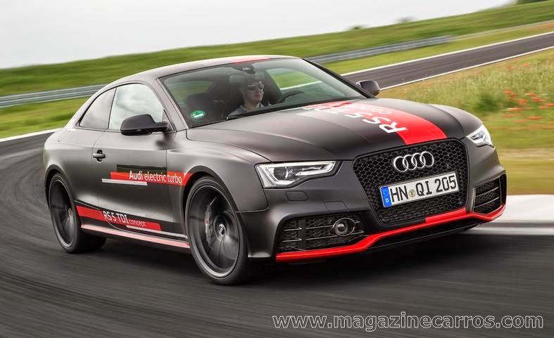 Audi RS5 TDI Concept 2015