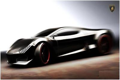 Lamborghini Cachazo
