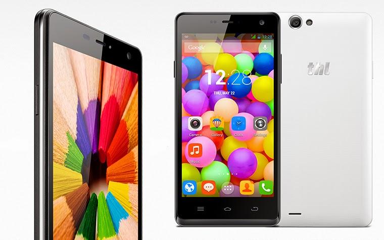 THL 5000 un smartphone de gama alta con gran batería