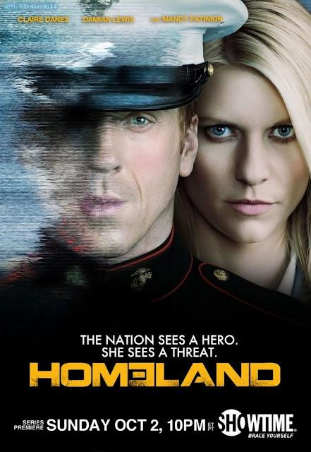 Homeland Temporada 1