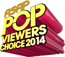 ASAP Pop Viewers' Choce 2014 list of nominees and how to vote