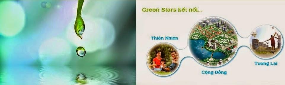 Chung cư Green Stars - Thành Phố Giao Lưu được xây dựng dựa trên ý tưởng xây dựng một khu đô thị kết nối đến thiên nhiên, cộng đồng và tương lai