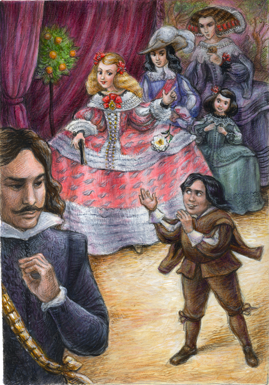 """the theme behind the story the birthday of the infanta What is """"the wish"""" that the title refers to he will get a puppy for his birthday tomorrow far away behind the house."""