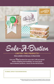 Sale-a-bration 2nd Release