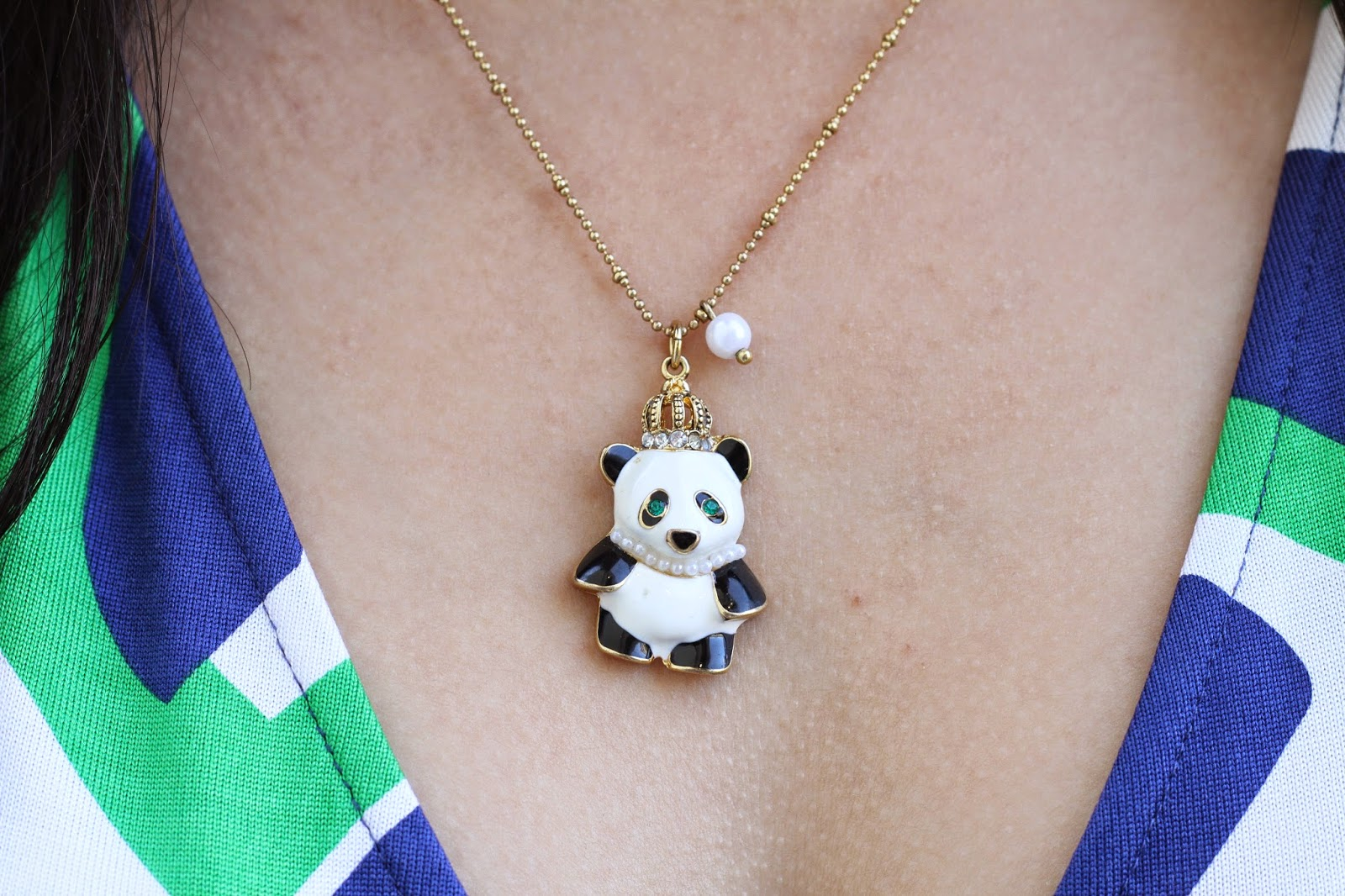 Betsey Johnson Panda