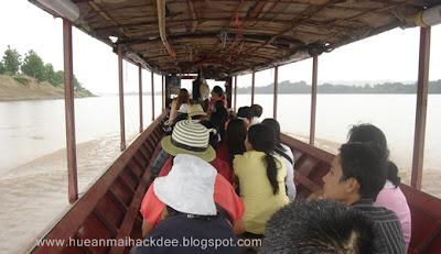 เรือบริการนักท่องเที่ยว