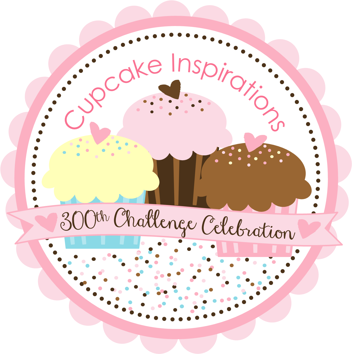Cupcake Inspirations' 300th Birthday