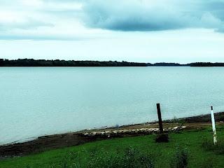 Rio Uruguai: separa Argentina e Brasil.