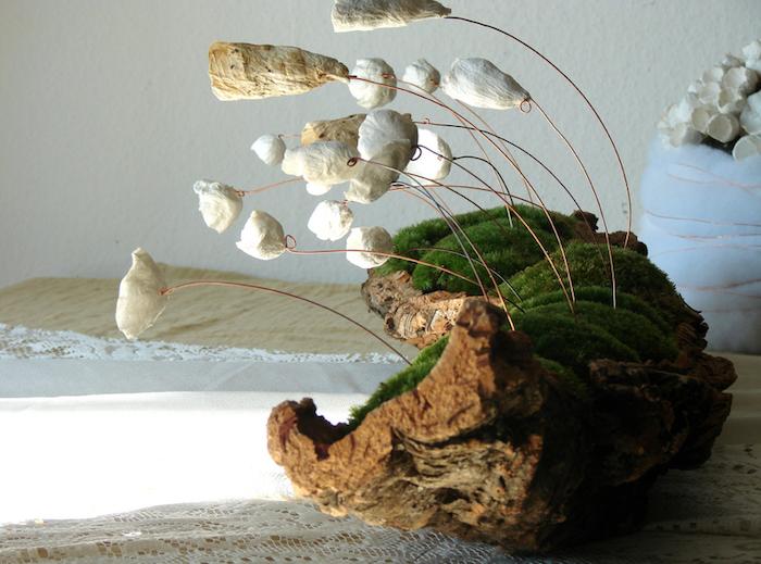 Eco wedding design natale allestimenti ecologici e - Rami secchi decorativi dove comprarli ...