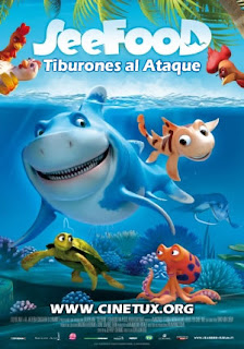 Poster de Un pez fuera del mar