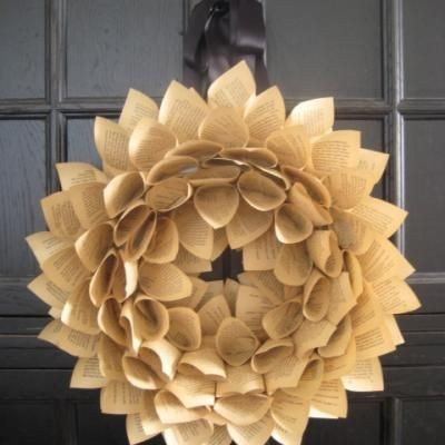 how to make a patriotic sunflower wreath