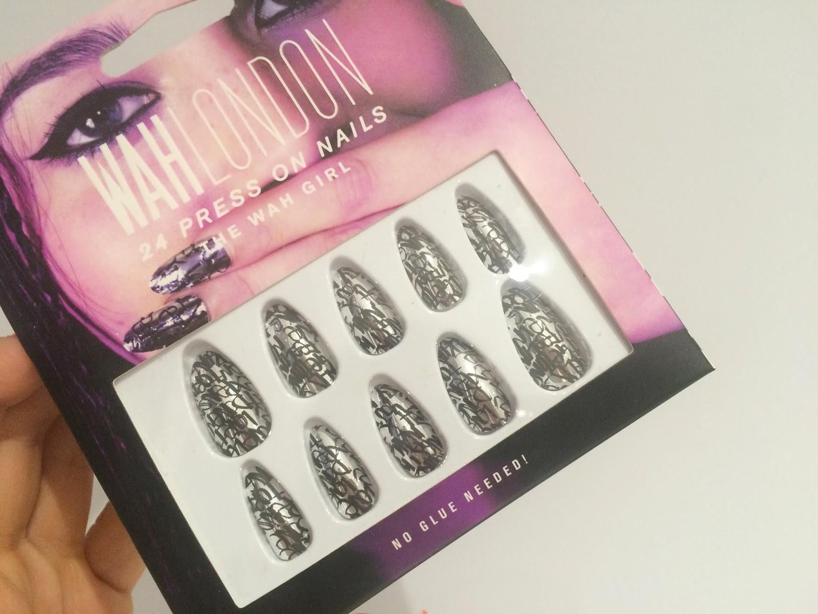 Review   Wah London Nails   Blog   What Cat Says