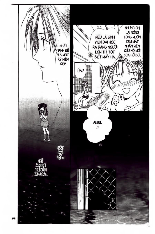Nước Nhật Vui Vẻ chap 12 - Trang 25