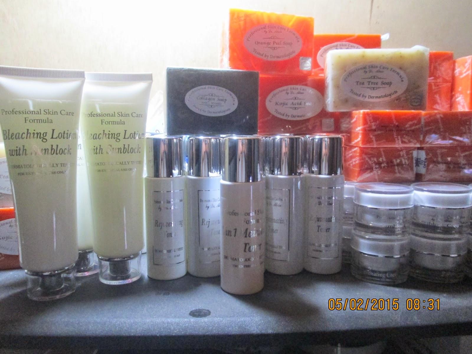 Professional Skin Care Formula Logo Professional Skin Care Formula