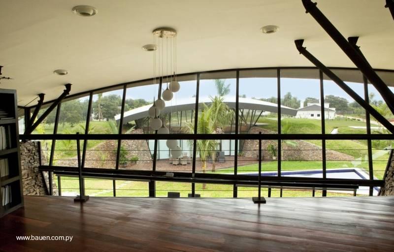 Arquitectura de casas dos casas modernas en paraguay for Arquitectura de casas modernas