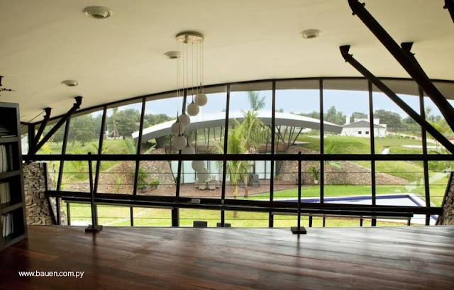 Arquitectura del Paraguay casas modernas