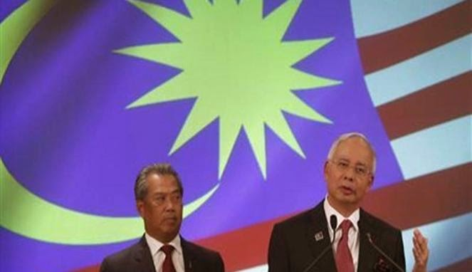 Kunjungi RI, Wakil PM Malaysia Bahas Batas Maritim
