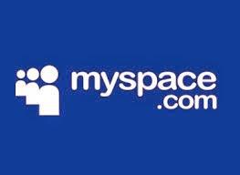 Rede social MySpace.