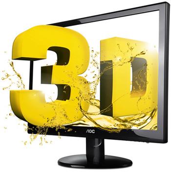 AOC E2352PHZ 23-Inch Full HD 3D LCD Monitor