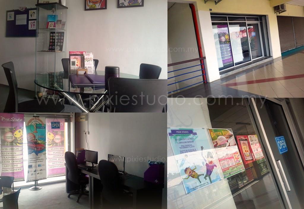Pixie Studio Ayer Keroh Melaka Malaysia