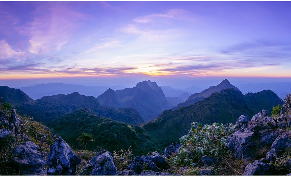 Thailand's 15 most stunning mountains you need to climb before you die