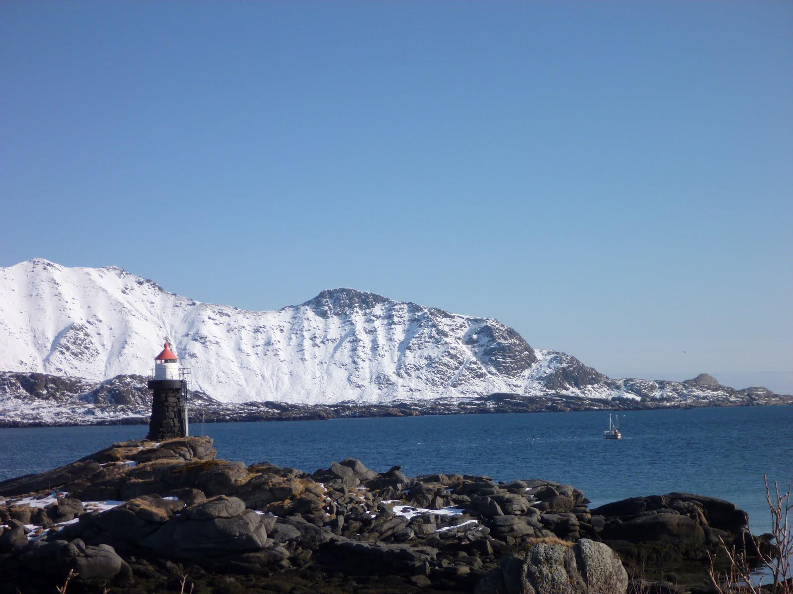 torsten in norwegen  mit gerd und geir in gravdal