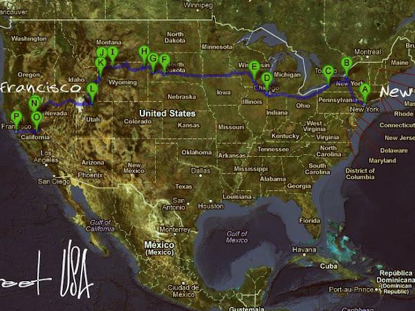 USA Roadtrip Teil I - New York, Cheesecake und alles drum herum