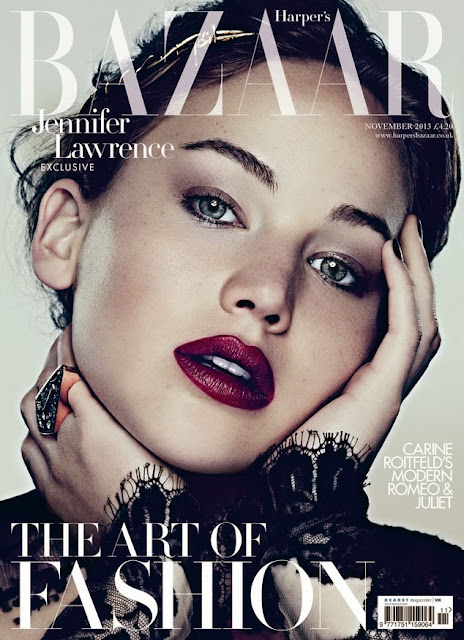 hollywood jennifer lawrence cover